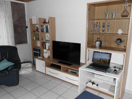 TV und Laptop Schrank